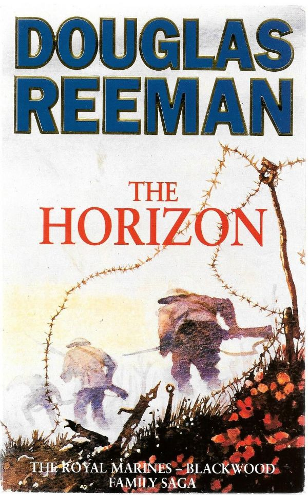 Douglas Reeman - The Horizon - paperback